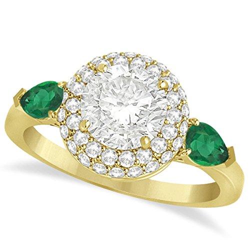 1.70 Ct Emerald Cut Diamond - 6