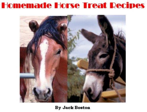 Homemade Horse Treat Recipes