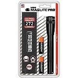 Mini Mag Flashlight 226 Lumens Aa Black