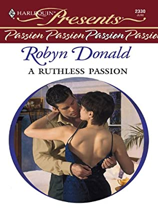 book cover of A Ruthless Passion