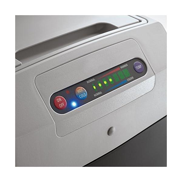 51t42Af4IfL DOMETIC TropiCool TC 21FL - tragbare elektrische Kühlbox, 20 Liter, 12/24 V DC/ 220 - 240 Volt AC für Auto, Lkw, Boot…