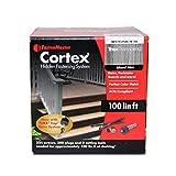Fastenmaster Cortex for Decks Hidden Fasteners - Trex Transcend Island Mist 100 Lin.ft