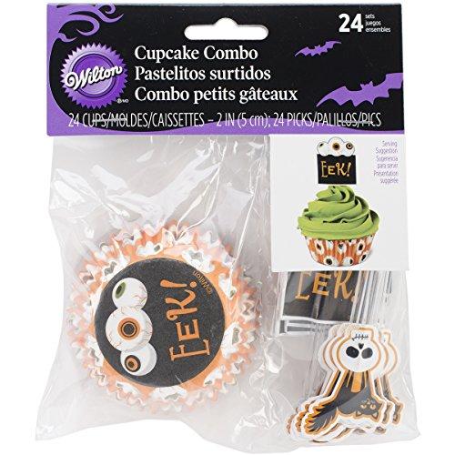 Wilton Cupcake Combo Pack, Halloween -