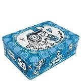laroom 12366–Metal Box The Box of Love–Blue