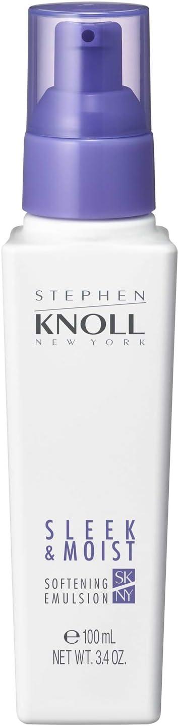 【実証】「STEPHENKNOLL(スティーブンノル)モイスチュアソフニング エマルジョンN」を美容師が実際に使った評価レビュー