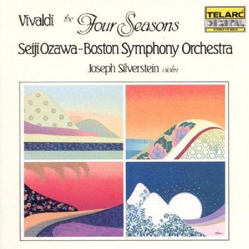 CD : Joseph Silverstein - Four Seasons (CD)