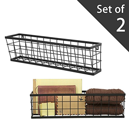 wire basket wall - 8