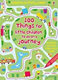 100 Things for Little Children to do on a Journey (Usborne Activity Cards) (Activity and Puzzle Cards)