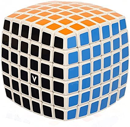 V-CUBE 6 Multicolor 6x6 Speed Cube