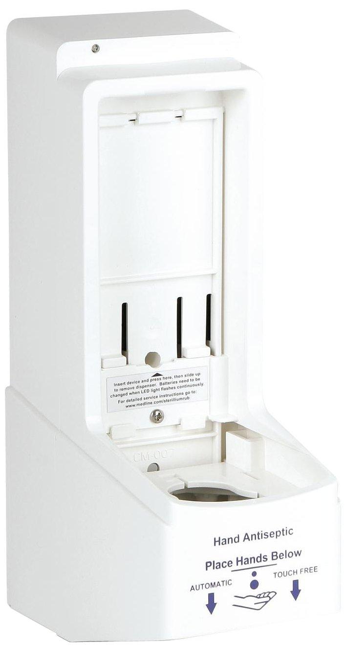 Medline LXT10AUTO Sterillium Comfort Gel Hand Sanitizer Automatic Dispensers