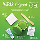 Nad's Wax Kit Gel - Wax Hair Removal For Women