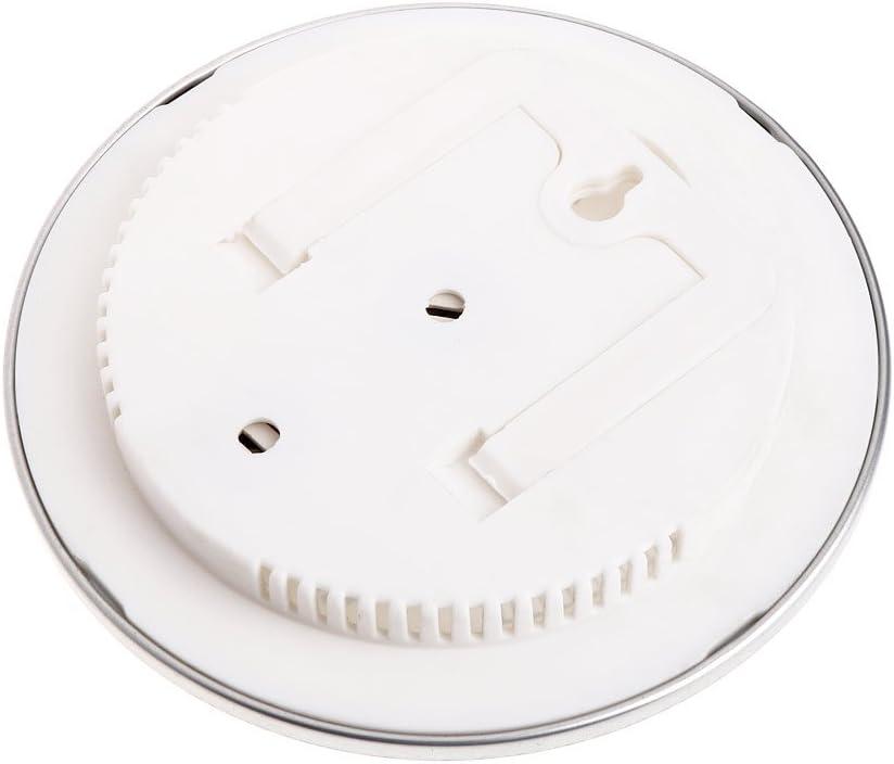 ZZALLL Haushalts-Analogthermometer Hygrometer Temperatur Luftfeuchtigkeitsmesser Messger/ät