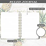Ruled Notebook/Journal - Lined Journal with