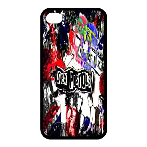 Rock Band Style BlackIphone 4/4S Sex Pistols For Iphone 4/4S