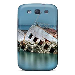 YoGWrqd5711BdtYY Faddish Forgettable Steel Case Cover For Galaxy S3