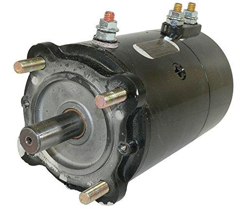 DB Electrical LRW0015 Winch Motor for Ramsey Braden Hickey Desert Tulsa Camindustries Pierce// 12 Volt 2100 RPM Reversible 4.8 HP Double Ball Bearing W-9144 W-9133 W-9143 W-6900 MUR6202 W-8933