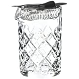 Final Touch Yarai 13.5-Oz. Mixing Pitcher with a Hawthorne Strainer