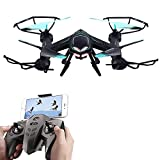 Rabing RC Drone FPV Wifi RC Quadcopter 2.4GHz 6-Axis Gyro Remote Control Drone With HD 2MP Camera Drone