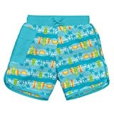 i play. Baby Boys Pocket Board Shorts W/Built-In Reusable Swim Diaper