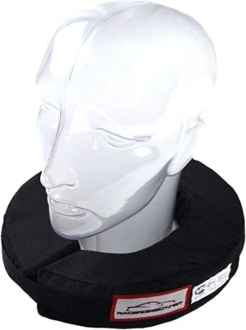 RaceQuip Neck Collar 360 Black X-Large 21in SFI