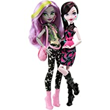 Monster High Welcome to Monster High Monstrous Rivals 2-Pk Dolls