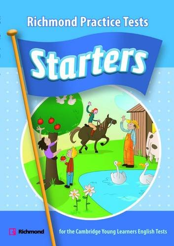 Download Cambridge YLE Starters Practice Tests Student's Book Pack pdf