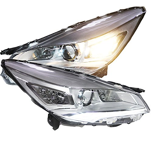 Image Result For Ford Kuga Xenon Headlight Adjustment