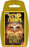 TOP Trumps - Awesome Animals! Perfect Indoors, Travelling, Camping Holidays