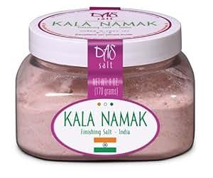 Kala Namak Salt- Salt 6 Oz Jar