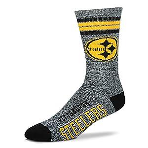 Pittsburgh Steelers Got Marbled? Socks at Steeler Mania