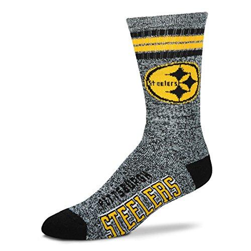Pittsburgh Steelers Got Marbled? Socks, Medium