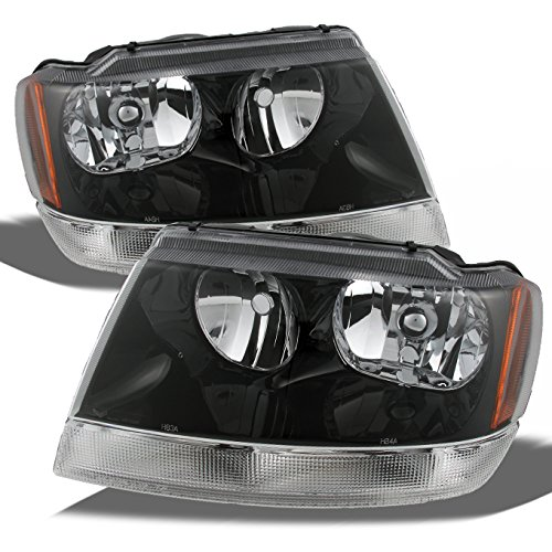 04 jeep cherokee headlights - 9