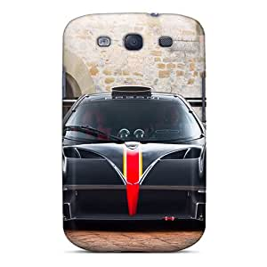 Hard Plastic Galaxy S3 Case Back Cover,hot 2013 Pagani Zonda Revolucion Case At Perfect Diy