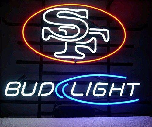 San Francisco 49ers Neon Lamp (Desung New 20