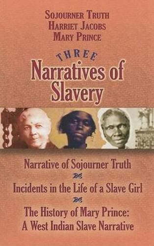 Search : Three Narratives of Slavery (African American)
