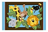 Fun Rug JR-TSC-203 3958 Jade Reynolds In the Jungle For Sale