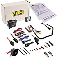 MPC Plug & Play Remote Starter & Alarm for Chrysler Dodge Jeep 2008-2013