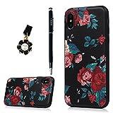 iPhone X Case, YOKIRIN Printed Floral