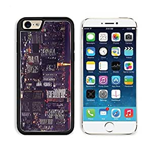 Japan Tokyo Buildings Night City Apple iPhone 6 TPU Snap Cover Premium Aluminium Design Back Plate Case Customized Made to Order Support Ready Liil iPhone_6 Professional Case Touch Accessories Graphic Covers Designed Model Sleeve HD Template Wallpaper Pho