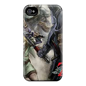 Hot PAq866kNwD Zelda Tp Tpu Case Cover Compatible With Iphone 6