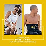 Sweet Sweat Waist Trimmer with Sample of Sweet
