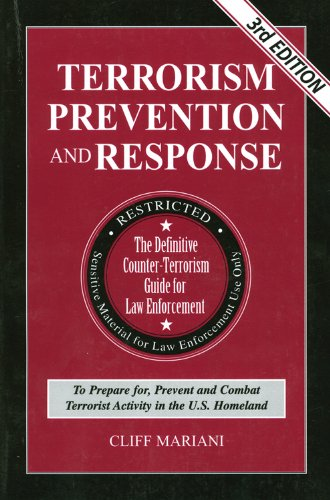 Terrorism Prevention and Response - 3rd Edition