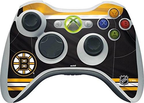 NHL - Boston Bruins - Boston Bruins Home Jersey - Skin for 1 Microsoft Xbox 360 Wireless Controller ()