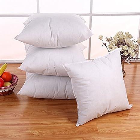 Coussin Rembourrage 45x45 Coussin de Garnissage Insert Pillow en