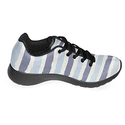Interestprint Femmes Jogging Running Sneaker Léger Aller Facile À Pied Casual Sport Chaussures De Course Pour Les Femmes Multi 9