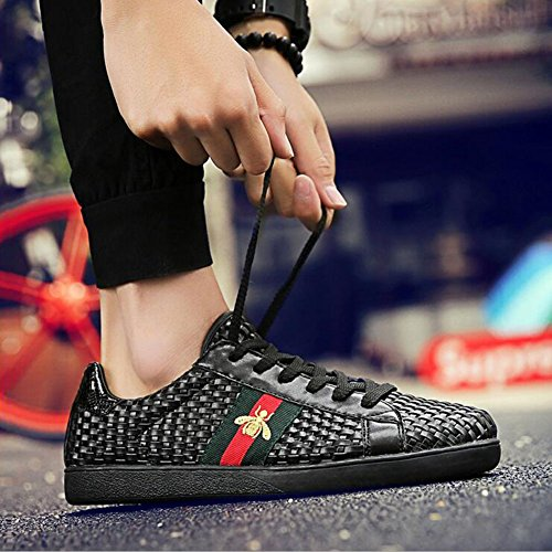 Shoes Walking Scarpe SHINIK Lovers da comode Wedge piccole Heel donna Creepers Shoes B bianche Tote traspiranti Sneakers Scarpe Creepers wIXIzr