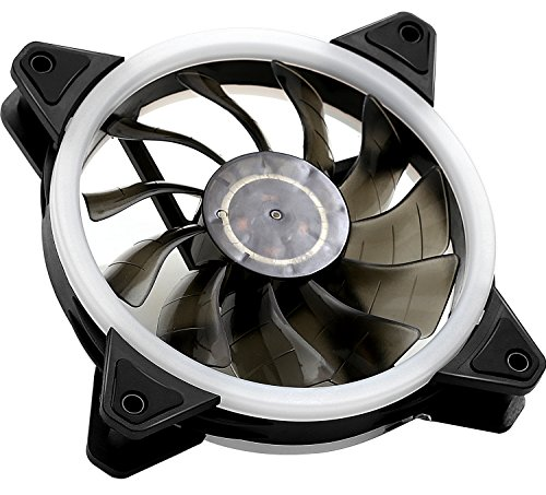 upHere 120mm for Computer Cases, CPU Coolers, Quiet,Triple Pack Fan