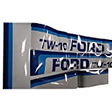 Vinyl Hood Decal Kit Fits Ford TW10