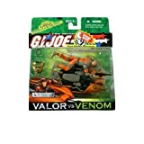 : G.I. Joe: Valor vs. Venom Series 4 Depthcharge With Wave Crusher Vehicle