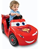 Power Wheels Disney/Pixar Cars 2 Lil' Lightning McQueen (Hudson Hornet Piston Cup)(Discontinued by manufacturer)